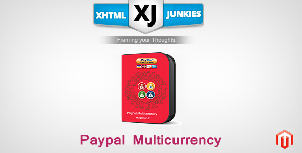 Paypal Multicurrency - CodeCanyon Item for Sale