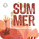 Red Summer Flyer - GraphicRiver Item for Sale