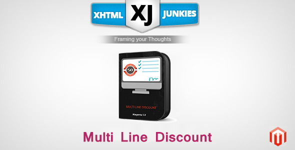 Multi Line Discount - CodeCanyon Item for Sale