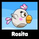 Rosita the Egg Bird - GraphicRiver Item for Sale