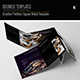 Creative Portfolio Square Trifold Template - GraphicRiver Item for Sale