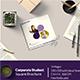 Corporate Student Square Brochure - GraphicRiver Item for Sale