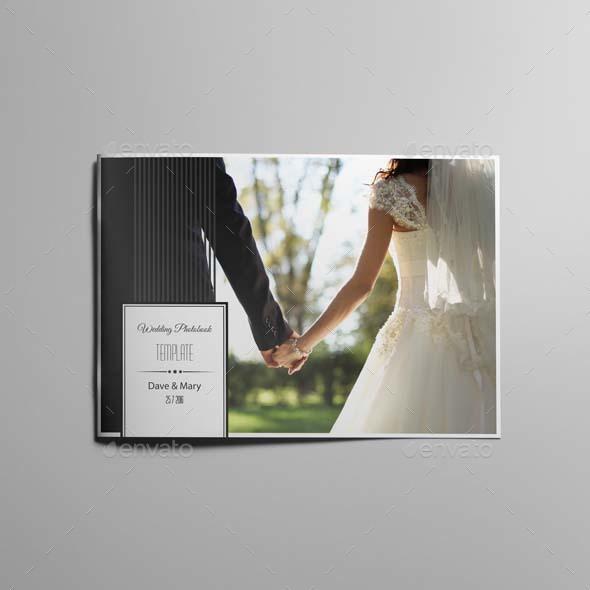 wedding photobook template c by keboto