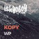 Kopy WP - Simply a Blog WordPress Theme - ThemeForest Item for Sale