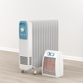 Electric oil-filled and fan heaters - PhotoDune Item for Sale