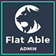 Flat Able - Bootstrap 4 Admin Template v2.0 Nulled