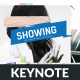 ShowUp - Multipurpose Creative Template Keynote - GraphicRiver Item for Sale