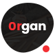 Organ - Creative Multi-Purpose Business, Finance HTML5 Responsive Website Template Nulled