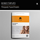 Photography Proposal Template - GraphicRiver Item for Sale