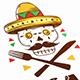 Calaca Bar Logo Template - GraphicRiver Item for Sale