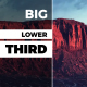 Big Lower Thirds & Titles - VideoHive Item for Sale