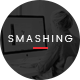 Smashing Studio Landing Page - ThemeForest Item for Sale