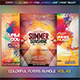 Colorful Flyers Bundle Vol. 43 - GraphicRiver Item for Sale