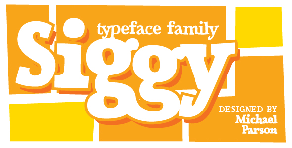 Siggy - Serif Fonts