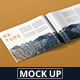 Magazine Mockup - A4 Landsc-Graphicriver中文最全的素材分享平台