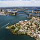 Download Sydney Harbour Lifestyle Aerial from PhotoDune