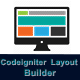 Codeigniter Drag & Drop WYSIWYG Layout Builder - CodeCanyon Item for Sale