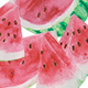 Watercolor Watermelons - GraphicRiver Item for Sale