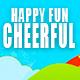 Happy Fun Upbeat Logo