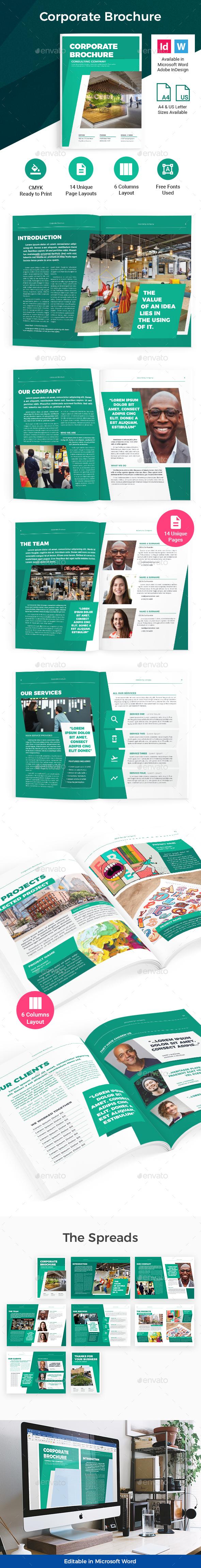Corporate Brochure - Corporate Brochures