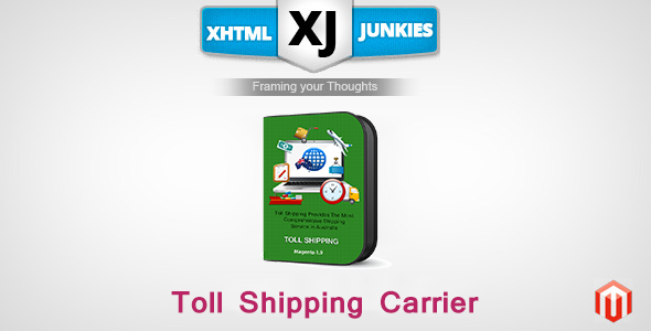 XJ Toll Shipping Carrier - CodeCanyon Item for Sale