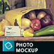 Organic Food Photo Mockups / Vegetables Vol.2 - GraphicRiver Item for Sale