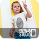 Kids T-Shirt Mock-Up Vol.4 2017 - GraphicRiver Item for Sale