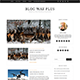 Blog Way Plus - Minimal WordPress Blog Theme Nulled