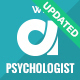 Psychologist | Therapy and Counseling WP Theme - ThemeForest Item for Sale
