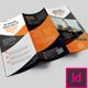 Corporate Tri-fold Brochure Vol.8 - GraphicRiver Item for Sale