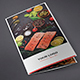 Brochure – Restaurant Tri-Fold - GraphicRiver Item for Sale