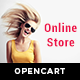 Responsive OpenCart eCommerce Theme - Fashion Nulled