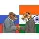 Russian Indian Alliance - GraphicRiver Item for Sale
