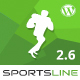 Sports News & Magazine WordPress Theme | Sportsline - ThemeForest Item for Sale