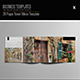 20 Pages Travel Album Template - GraphicRiver Item for Sale