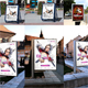 Poster Stand Mock-Up Bundle - GraphicRiver Item for Sale