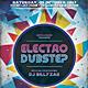 Electro Dubstep Flyer / Poster