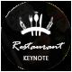 Food - Restaurant Keynote Template Nulled