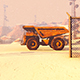 Trucks At The Quarry - VideoHive Item for Sale