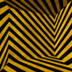 Yellow and Black Stripes Room - VideoHive Item for Sale