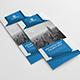 Modern Corporate Tri-Fold Brochure