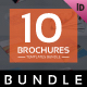 Brochures Templates Bundle - GraphicRiver Item for Sale