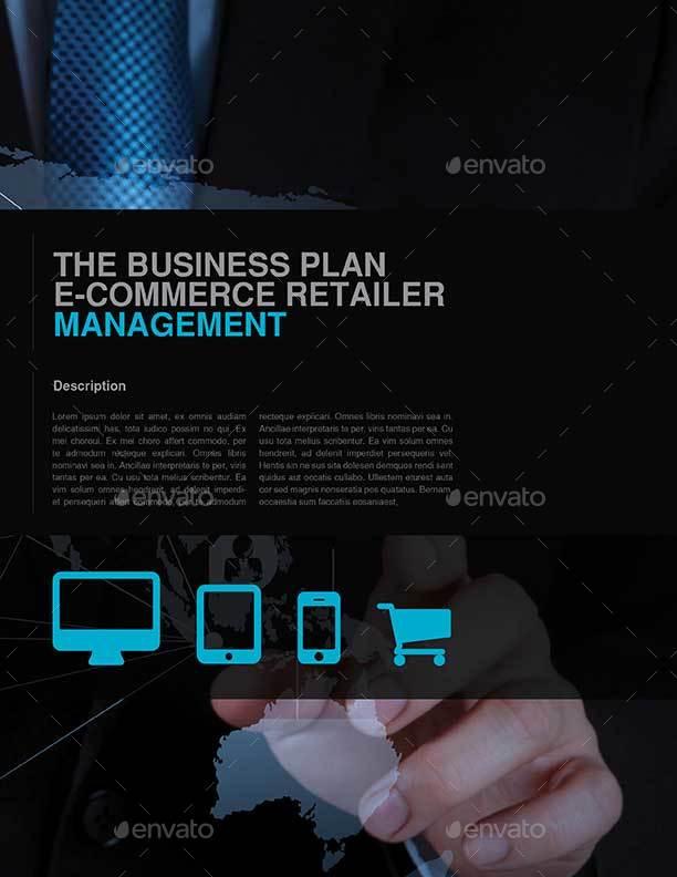 the business plan e commerce retailer us letter37jpg