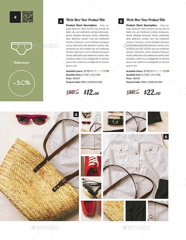 50 Pages Product Catalogue Template Page 32 Jpg