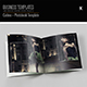 Cadmo - Photobook Template - GraphicRiver Item for Sale
