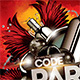 Red Code Party - GraphicRiver Item for Sale