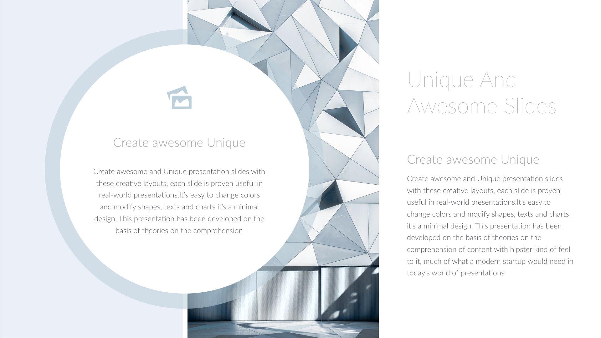 Light - PowerPoint Presentation Template