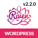 Riven - WordPress Theme for App, Game, Single Product Landing Page Nulled