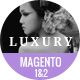 Luxury - Premium Fashion Magento Theme Nulled