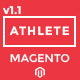 Athlete | Fitness - Multipurpose Magento theme - ThemeForest Item for Sale